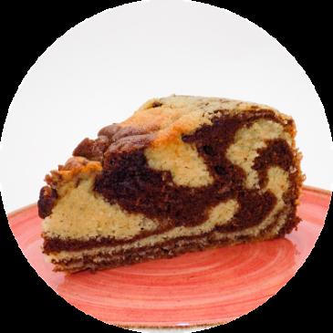 Cake marmolado