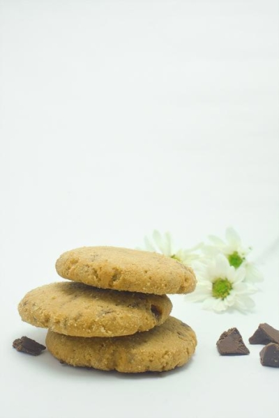 Masa galleta de chocolate
